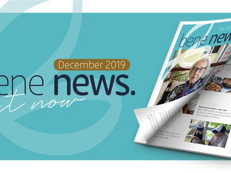 Bene News - December Edition