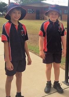 Grade 1-6 Sport Uniform