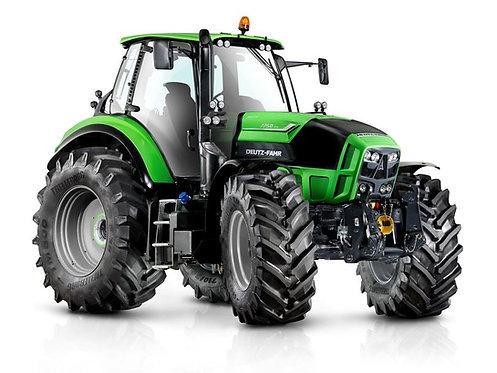 Deutz Fahr Agrotron 6/7 TTV Series