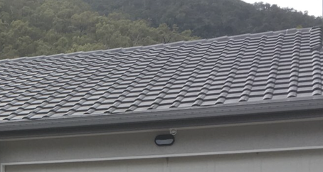 Beaumont Drive Roof