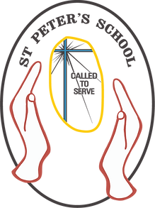 St Peter's Allenstown Logo