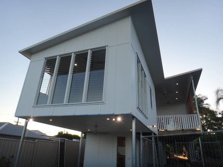 Oxley House Extension & Renovation