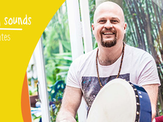 EP3: Healing sounds with Daniel Coates (Suntara)