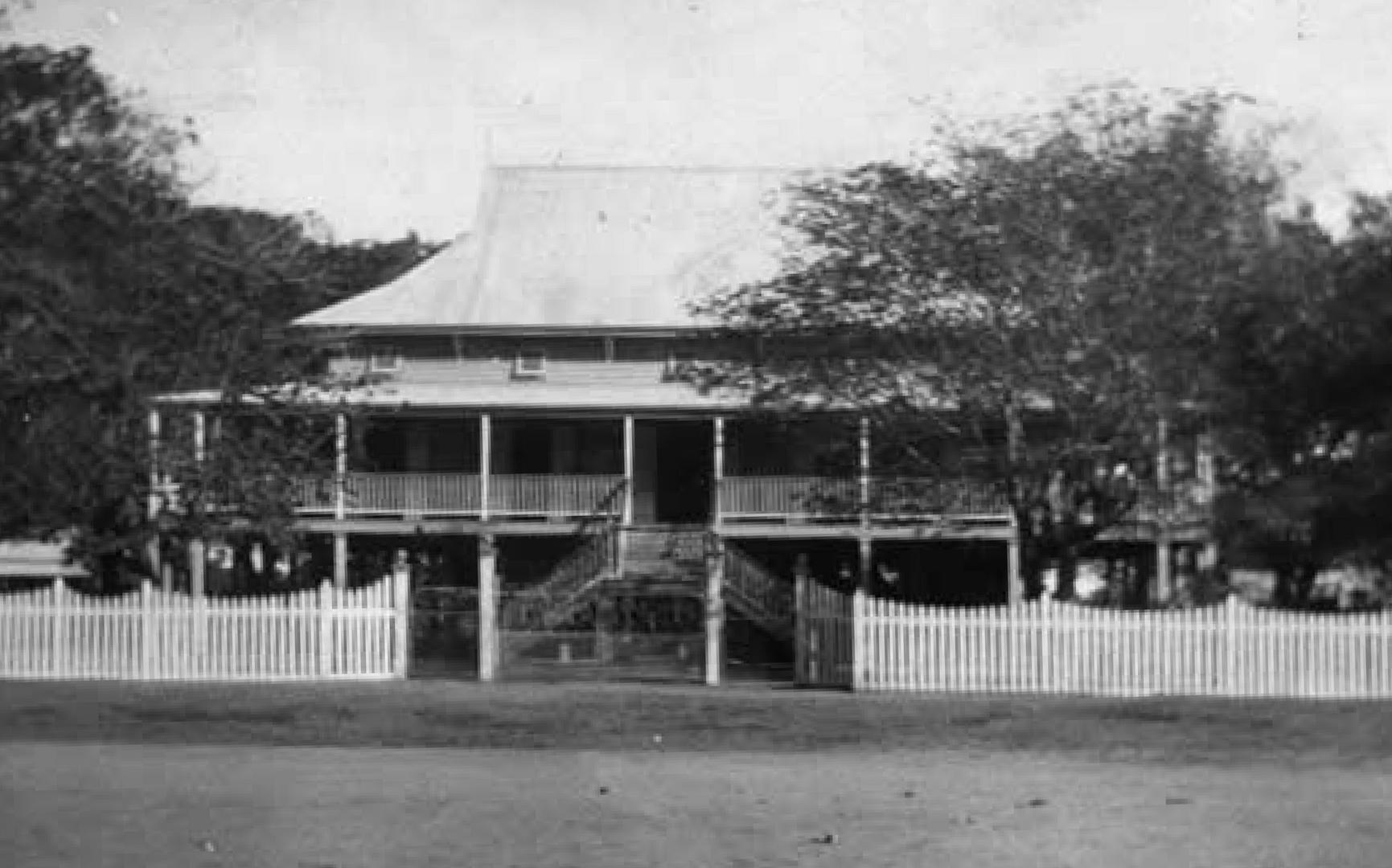 St Joseph's Catholic Primary School Barcaldine History