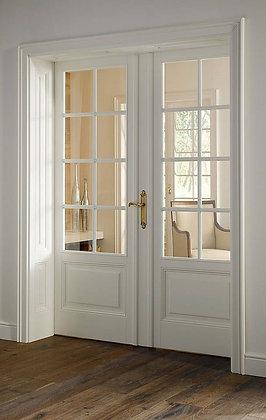 Дверь остекленная RB2S
