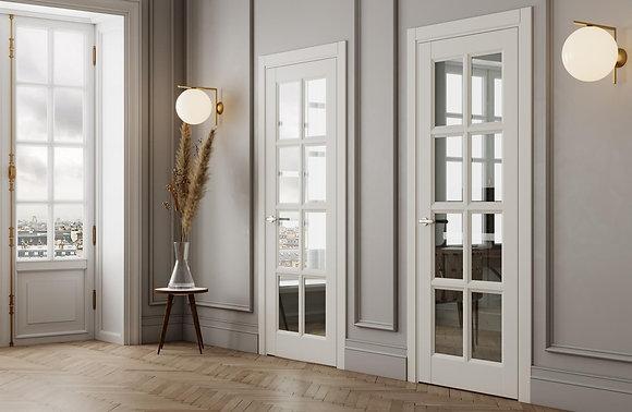 Дверь остекленная RF1S