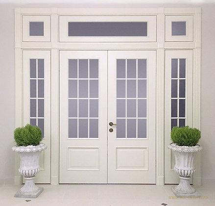 Дверь остекленная RF2S
