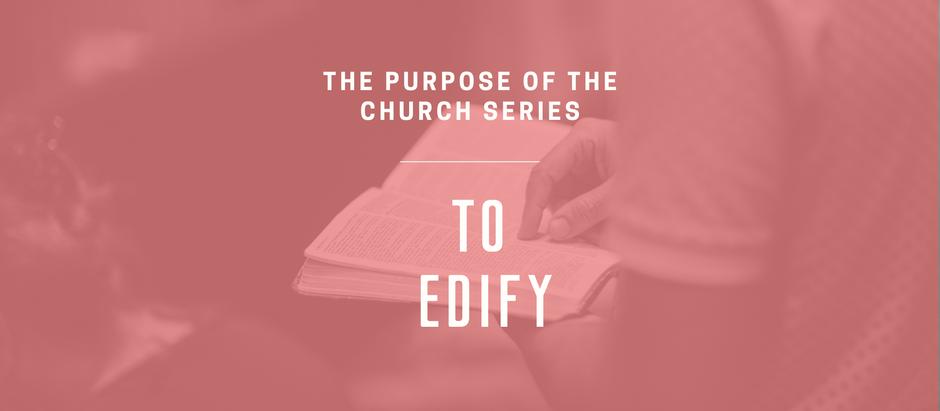 Growing Stronger as a Church