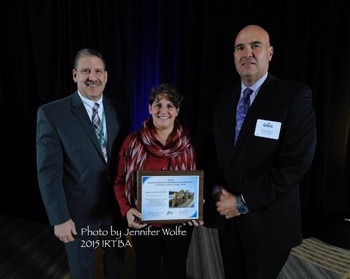 AMS Recognized as Illinois Tollway's 2015 DBE Contractor of the Year