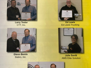 AMS Elite Solutions, Inc. recognized as an Outstanding Members of the Year Award