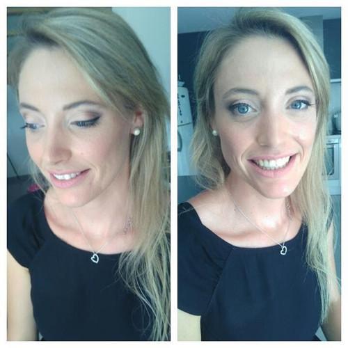 Essai maquillage Marion