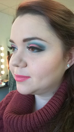 Maquillage ballerine
