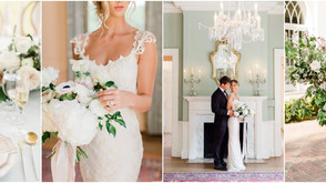Lowndes Grove Wedding Inspiration | Charleston Wedding Planner