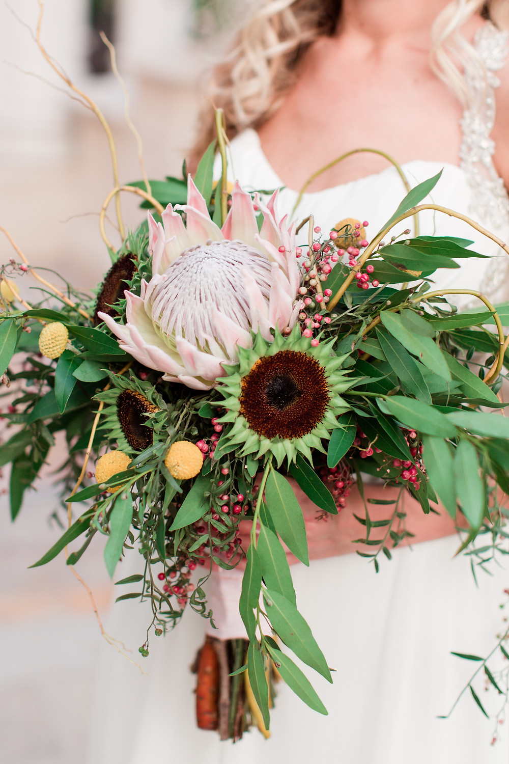 Protea Wedding Flowers