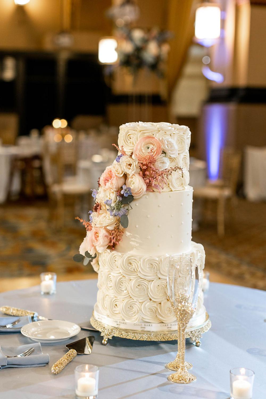 Cake Bake Wedding Cake