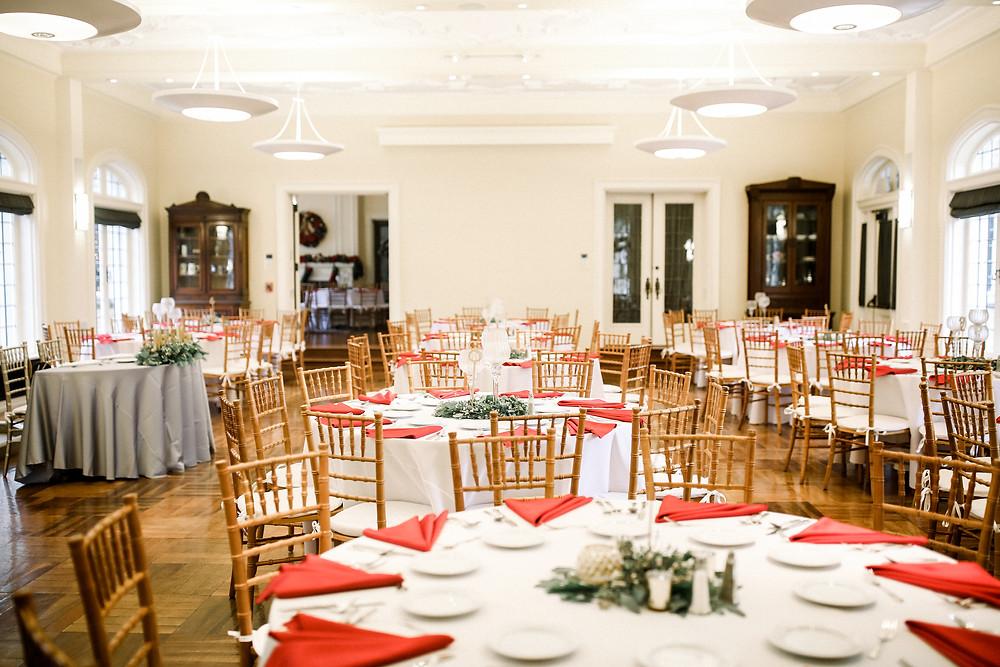 Laurel Hall Winter Reception