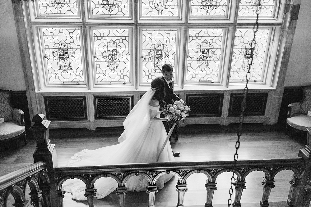 Laurel Hall Wedding Photos