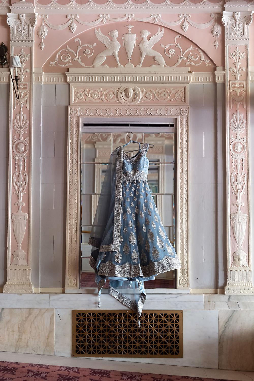Indianapolis Wedding Sari