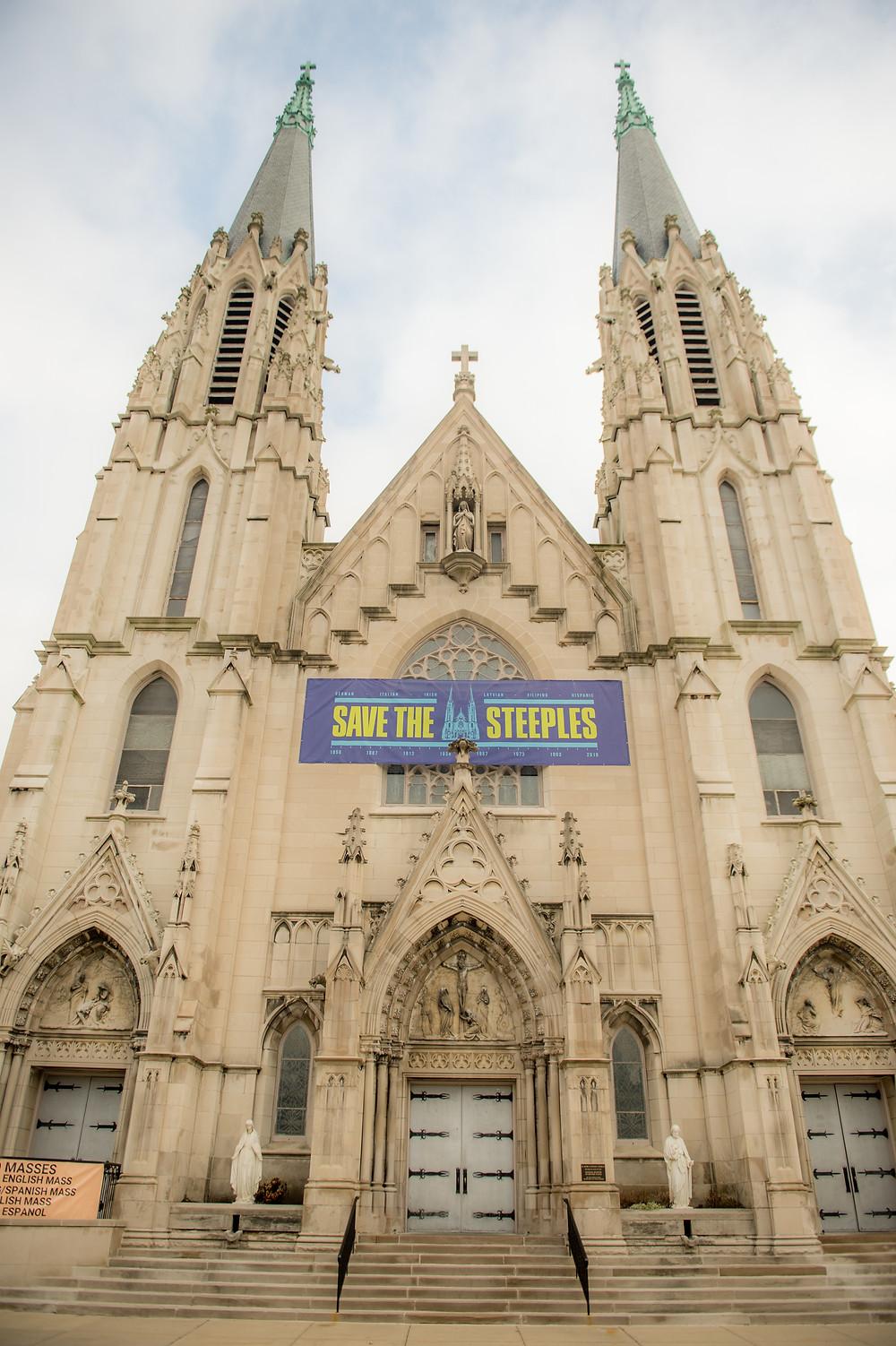 St Mary's Catholic Church Indianapolis