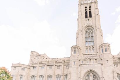 Scottish Rite Cathedral Wedding Indianapolis | Kate & Josh | Wedding Day Management