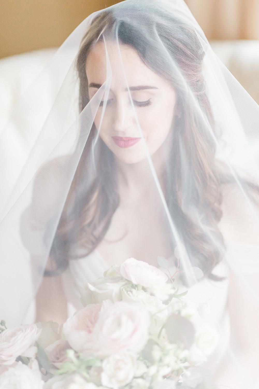 Indianapolis Bride Getting Ready