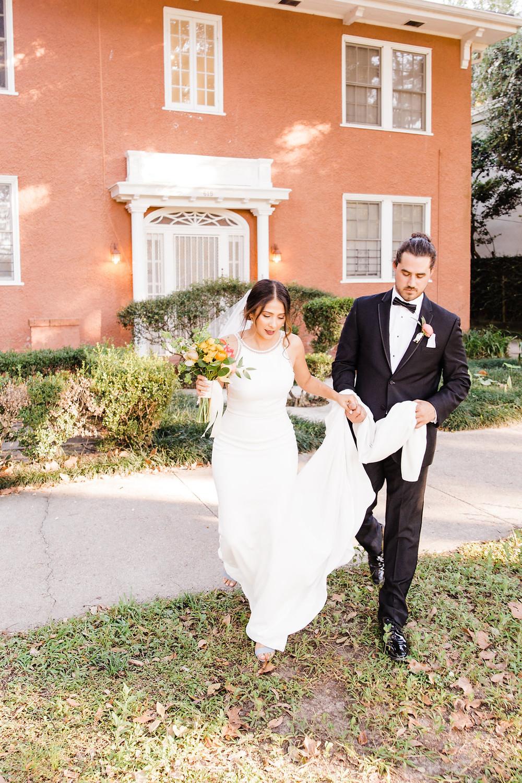 Destination Bride and Groom