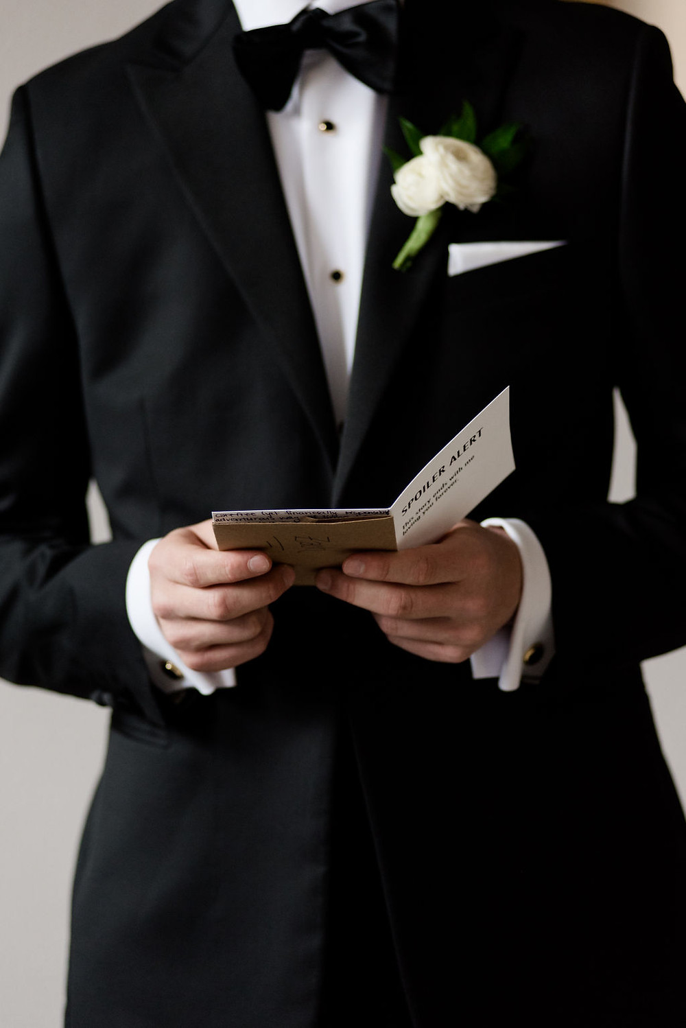Wedding Day Letters