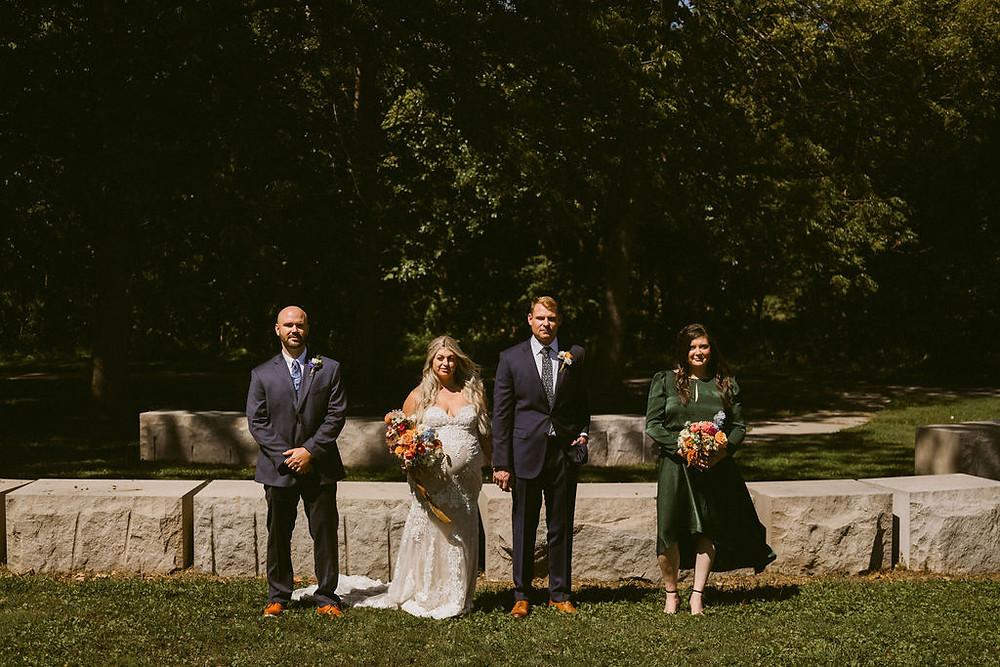 Stoic Wedding Party