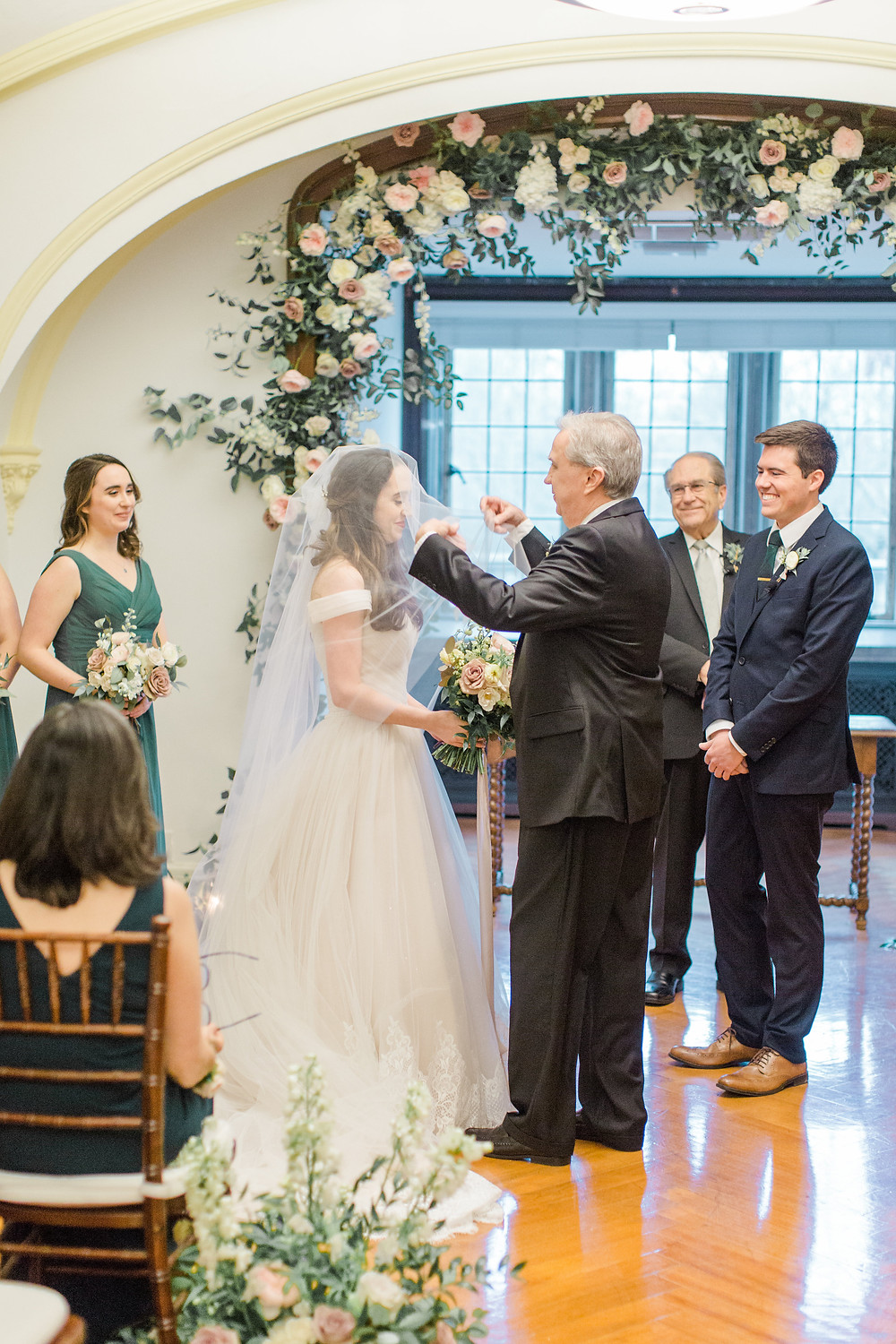 Father of The Bride Give Away