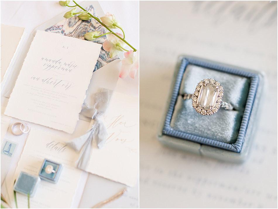 Beautifully Noted Wedding Invitations