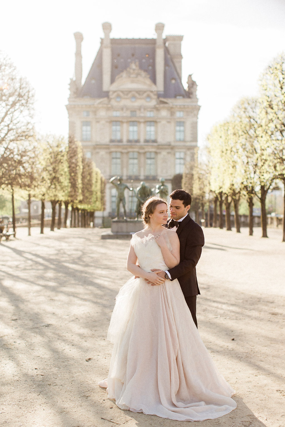 Tulleries Garden Wedding