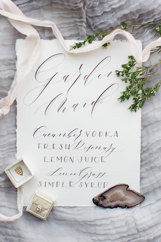 Custom Event Cocktail