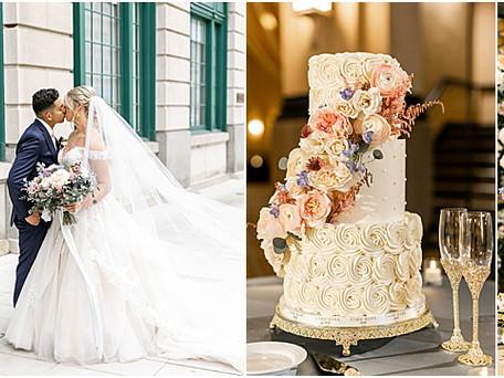 Union Station Grand Hall   Indianapolis Wedding Planning & Design   Raegan & Everardo