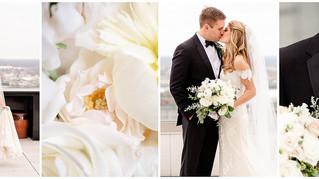 A Conrad Hotel Wedding | Jennifer & Keegan | Indianapolis Day of Coordinator