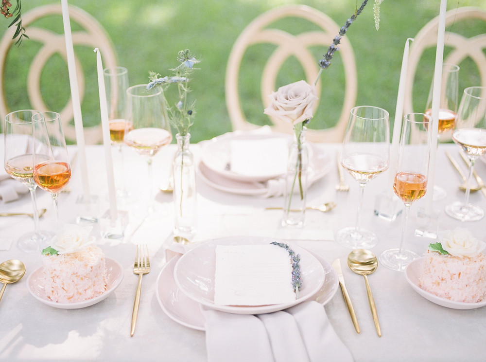 Charleston Table Setting