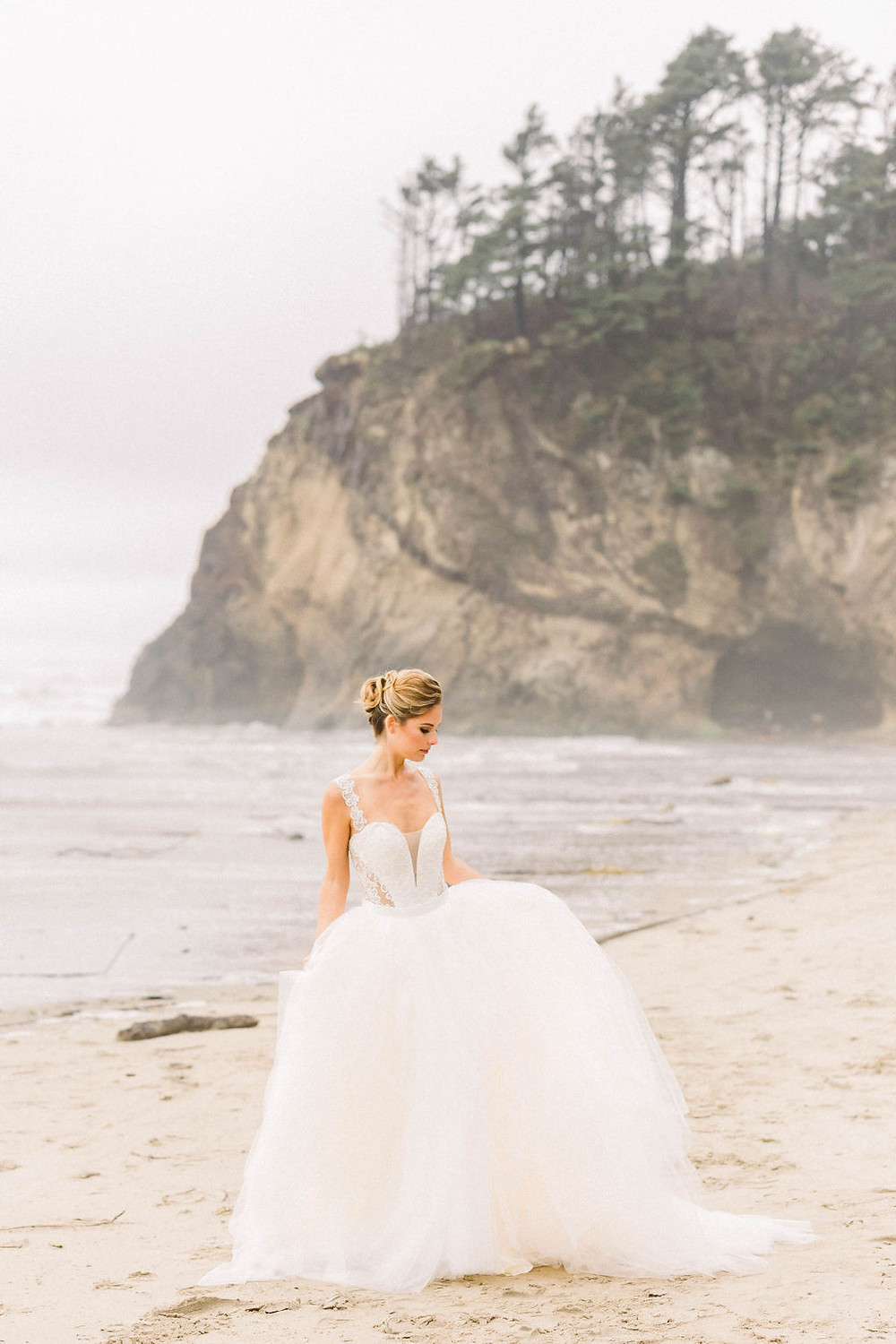 Oceanside Bride