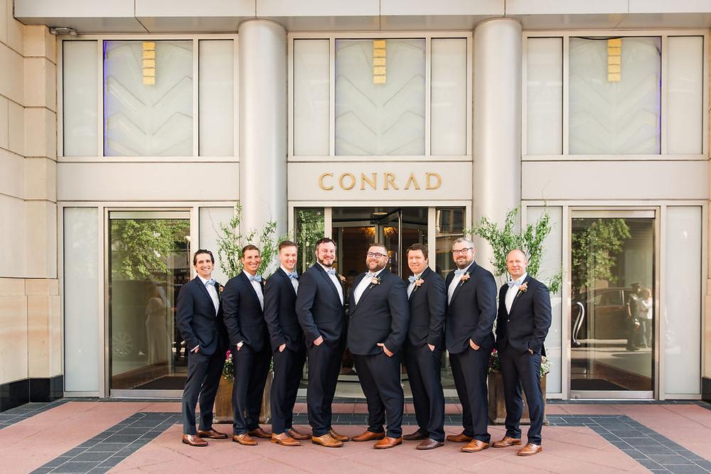Indianapolis Conrad Wedding