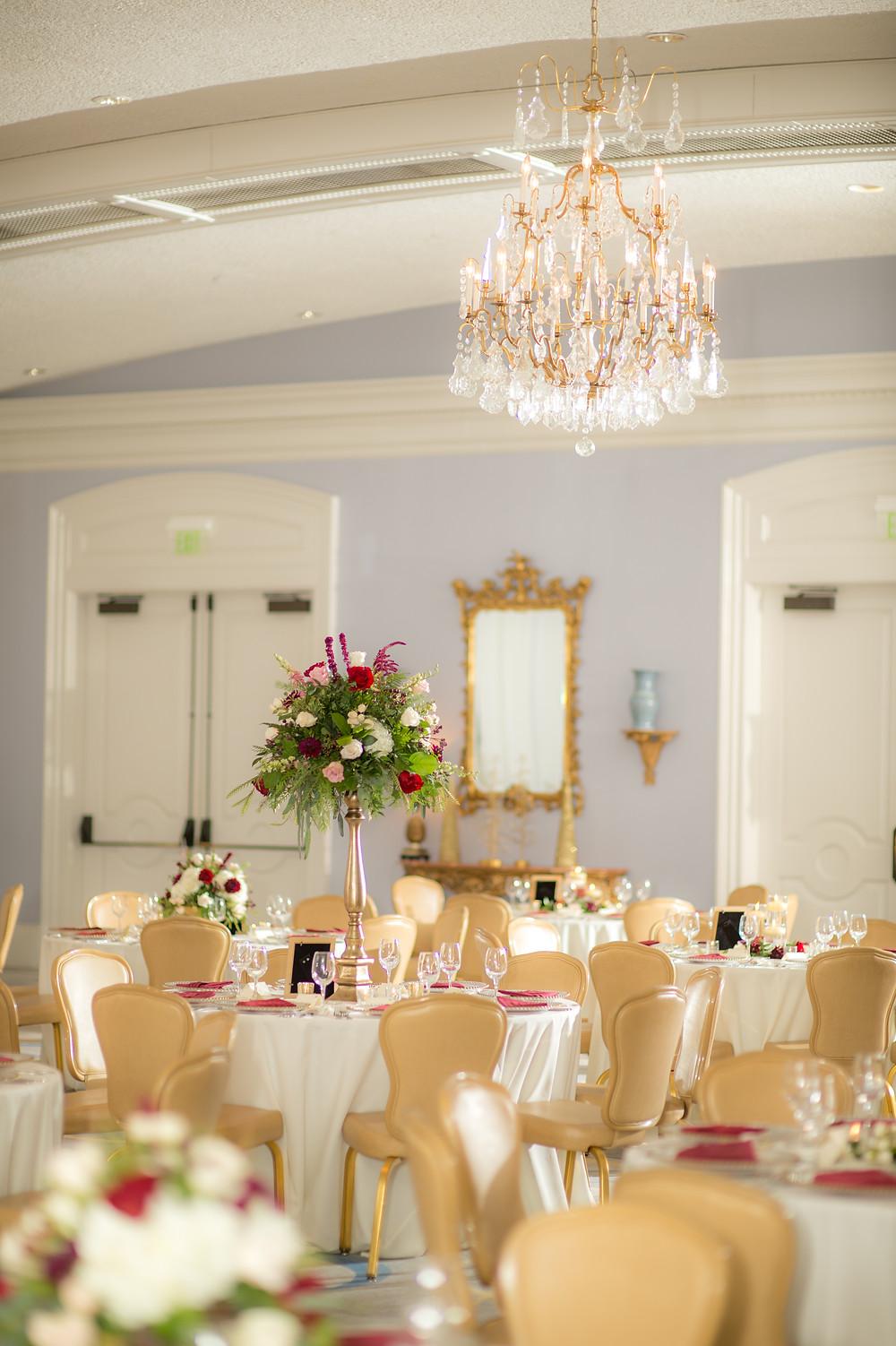 Columbia Club Wedding Indianapolis