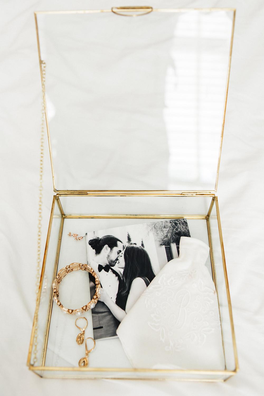 Wedding Details Box