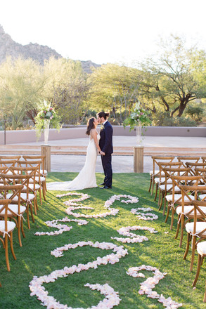 Four Seasons Scottsdale Arizona | Destination Wedding Planning & Design