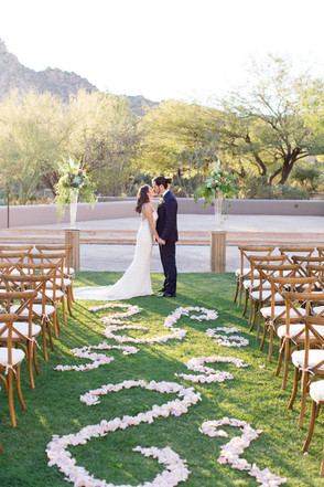 Four Seasons Scottsdale Arizona | Destination Wedding Planner