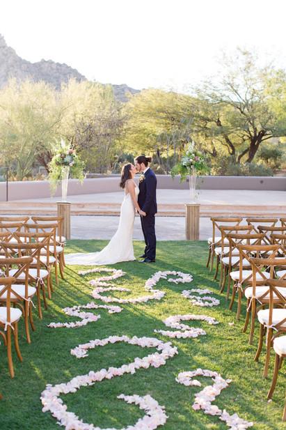 Four Seasons Scottsdale Arizona | Destination Wedding Planning & Design