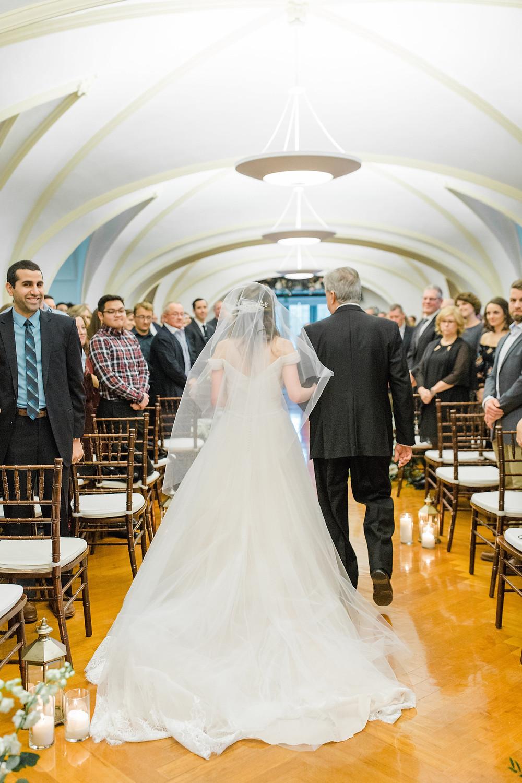 Brides Grand Entrance