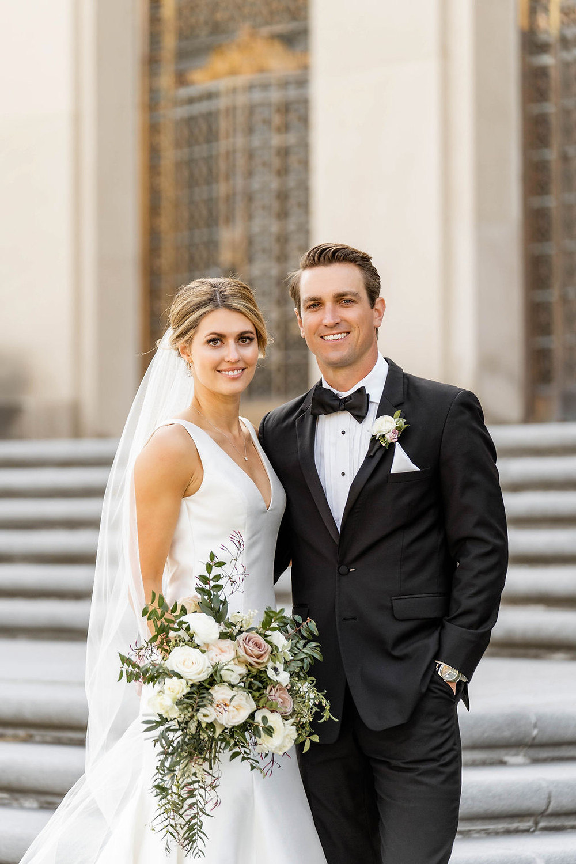 Model Wedding Couple