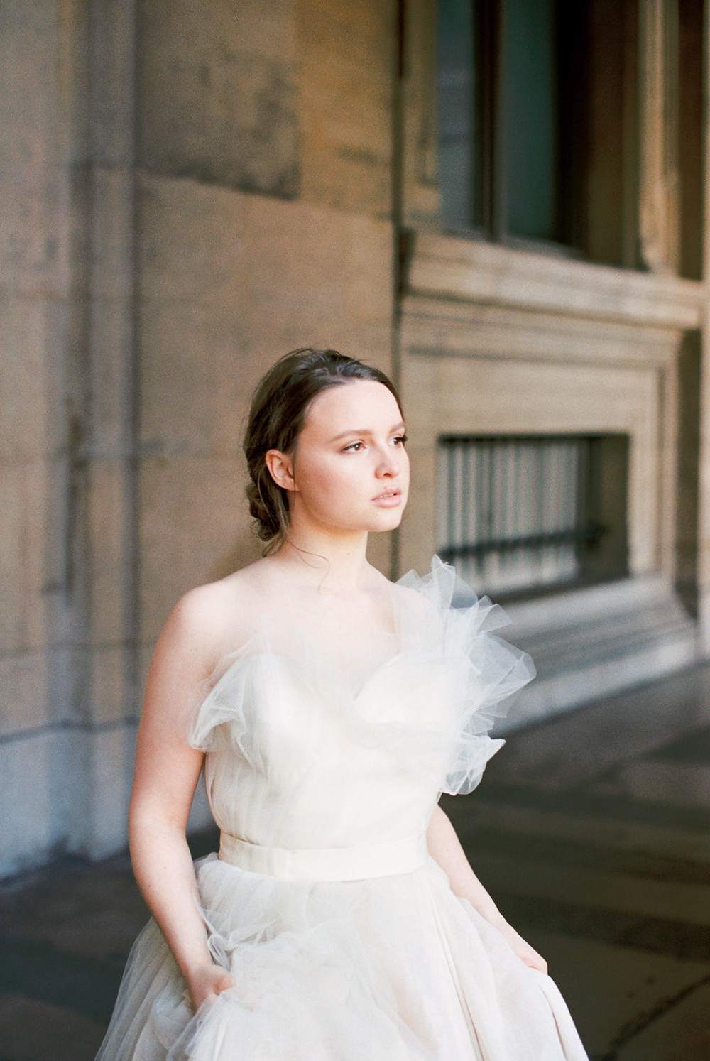 Bridal Portrait Paris