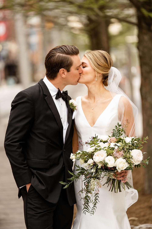 Romantic Indianapolis Wedding