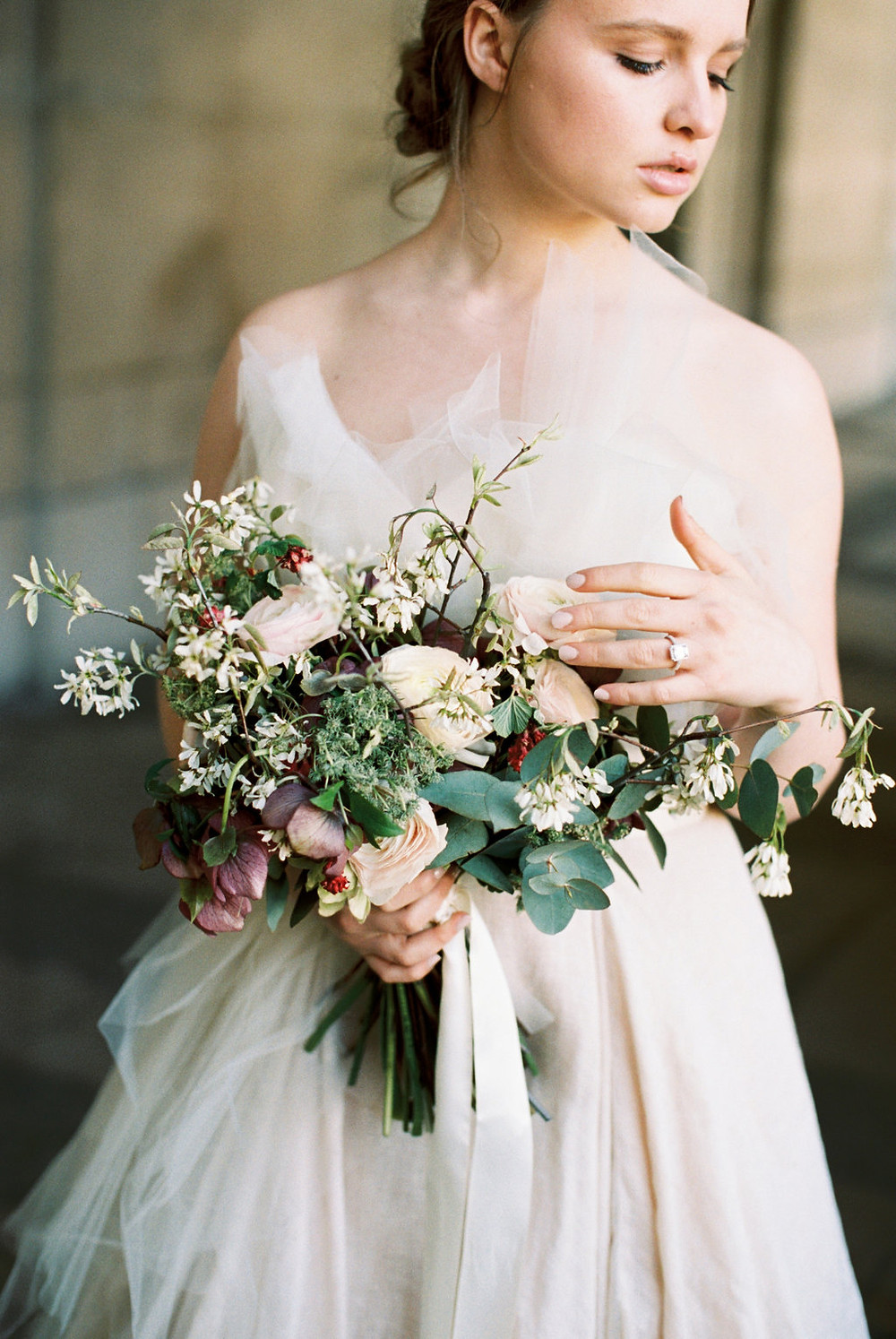 Paris Wedding Flowers