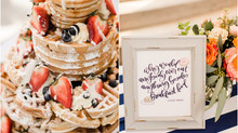 Indianapolis Artsgarden Brunch Wedding | Allie & Nick