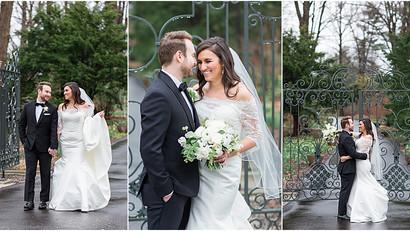 Newfields Indianapolis Wedding | Stacy & Ilya