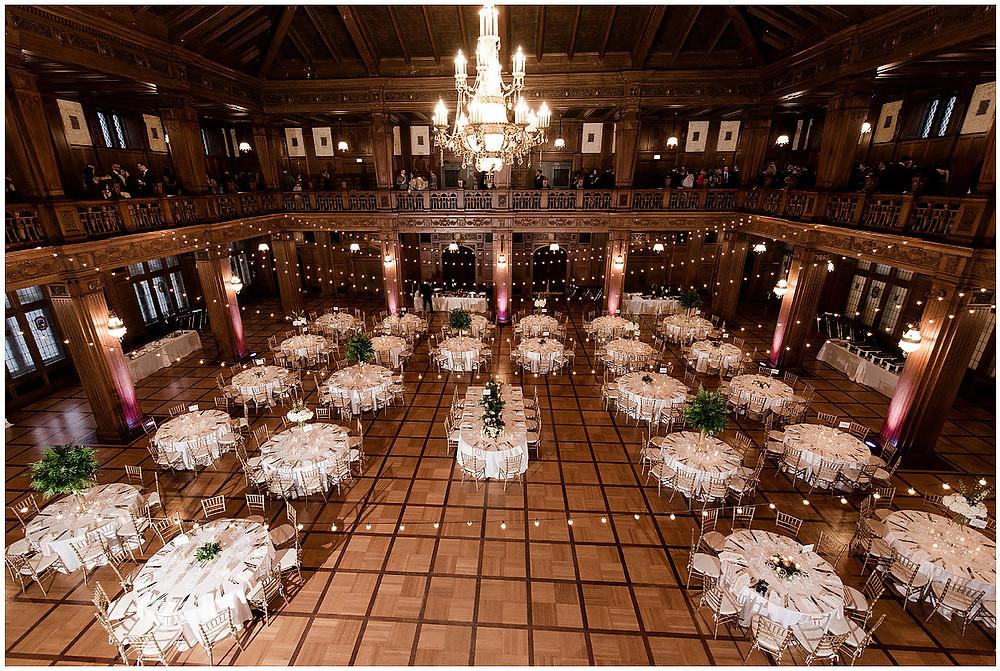 Wedding Reception Scottish Rite